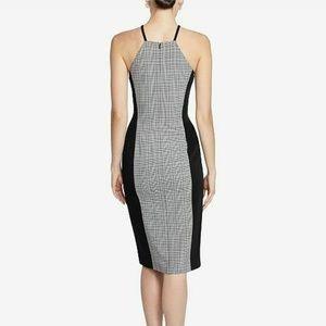 RACHEL Rachel Roy Dresses - RACHEL Rachel Roy 12 Black White Plaid L3O1-08